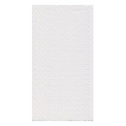 Hoffmaster 702048 Tissue Guest Towel, 2 Ply, 1/6 Fold , 43cm Length x 33cm Width, White
