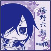 BRAVE10 hand towel Unno Rokuro