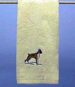 Hand Towel: Boxer