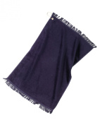 Port & Company Soft & Attractive Hand Towel, Navy, One Size