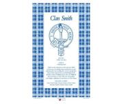 Smith Scottish Clan Tea Towel