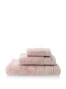Pure Fibre Pleated Oversized Bath Towel Set, Rose