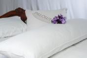 Pillowtex ® White Goose Feather and Down Body Pillows - 50cm x 150cm