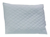 Down Etc Diamond Support Duck Down Feather Pillow