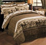 Wild Horses - Oblong Pillow