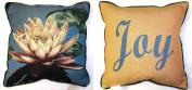Bright Lotus/Joy Pillow