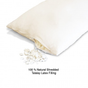Organic Travel Pillow - Latex