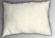 Organic Cotton Fibre Filled Travel and Children Size Compact Pillow