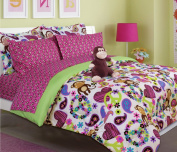 Fabian Monkey Bed in a Bag Comforter Set