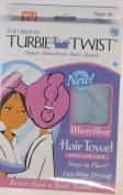 Turbie Twist Microfiber Hair Drying Towel
