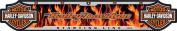 Harley-Davidson Flame Throw Line