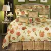 ROSE TREE 'MARIPOSA' REVERSIBLE COMFORTER SET KING