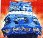 "Harry Potter Twin Sheet Set ""Escape"" Chamber of Secrets 2002"