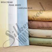 Luxurious Bamboo Sheet Set - Blue - Carolina Blue - Twin XL