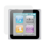 Screen Protector for Apple iPod Nano 6th Generation -3 Pack