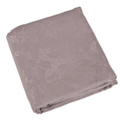 Saro Lifestyle 5702 Taupe 230cm by 230cm Matelasse Coverlet Set, Square