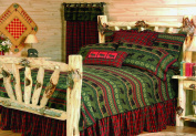 Wooded River WDK26 270cm by 230cm King Bedspread