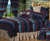 Wooded River WDK50 270cm by 230cm King Bedspread