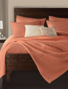 Lamont Limited Delaney Coverlet, Full/Queen, Apricot