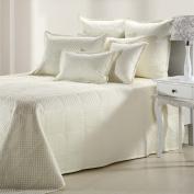 Nygard Home Crista Coverlet, King, Cream