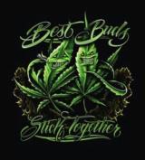 Best Buds Stick Together 200cm x 240cm Luxury Plush Signature Series Blanket
