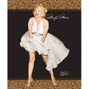 Marilyn Monroe Bedding Queen-Size Blanket