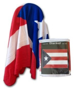 Puerto Rico - 130cm x 150cm Polar Fleece Blanket