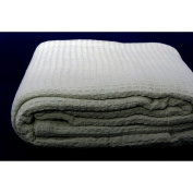 LCM Home Fashions All Season Cotton Thermal Blanket