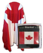 Canada - 130cm x 150cm Polar Fleece Blanket