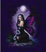 Night Fairy Queen SizeSuper Soft Plush Mink Blanket 200cm x 240cm
