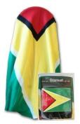 Guyana - 130cm x 150cm Polar Fleece Blanket