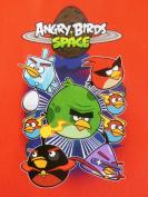 Angry Birds Space Plush Raschel Twin Size Blanket 150cm x 200cm
