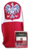 Poland (Eagle) - 130cm x 150cm Polar Fleece Blanket