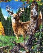 9 Deer Blanket