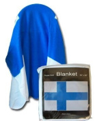 Finland - 130cm x 150cm Polar Fleece Blanket