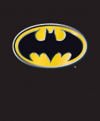 Batman Emblem Logo Queen Size Mink Plush Blanket Throw