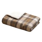 Woolrich Lumberjack Softspun D/A Filled Throw
