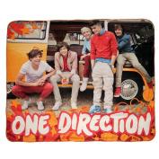 One Direction Full Band Micro Plush Throw Blanket
