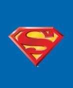 Superman Shield Logo Queen Size Mink Plush Blanket Throw