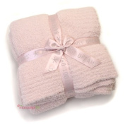 Barefoot Dreams Bamboo Chic Throw Blanket - Pink