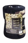 Duck Dynasty's Hap-Pay Throw Pillow