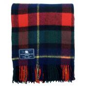 Kilgour Tartan Premium Wool Throw