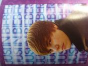 Justin Bieber Seaside Fleece Throw