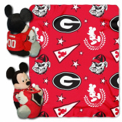 Georgia Bulldogs Disney Hugger Blanket