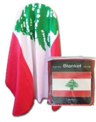 Lebanon - 130cm x 150cm Polar Fleece Blanket