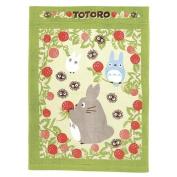 Studio Ghibli Totoro Design Throw Blanket Terrycloth Material