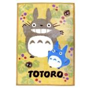 Studio Ghibli My Neighbour Totoro Wild Grape Design Polyester Throw Blanket (Size