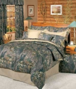OFFICIALLY licenced MOSSY OAK NEW BREAK UP KING COMFORTER SET