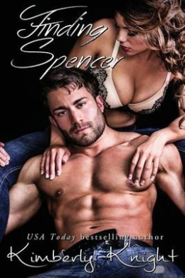 Finding Spencer (Club 24, #2)