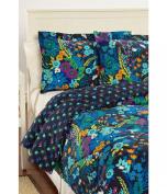 Vera Bradley Reversible Comforter Set Twin/XL Midnight Blues